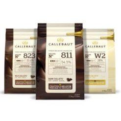 Callebaut : Belgisk sjokolade