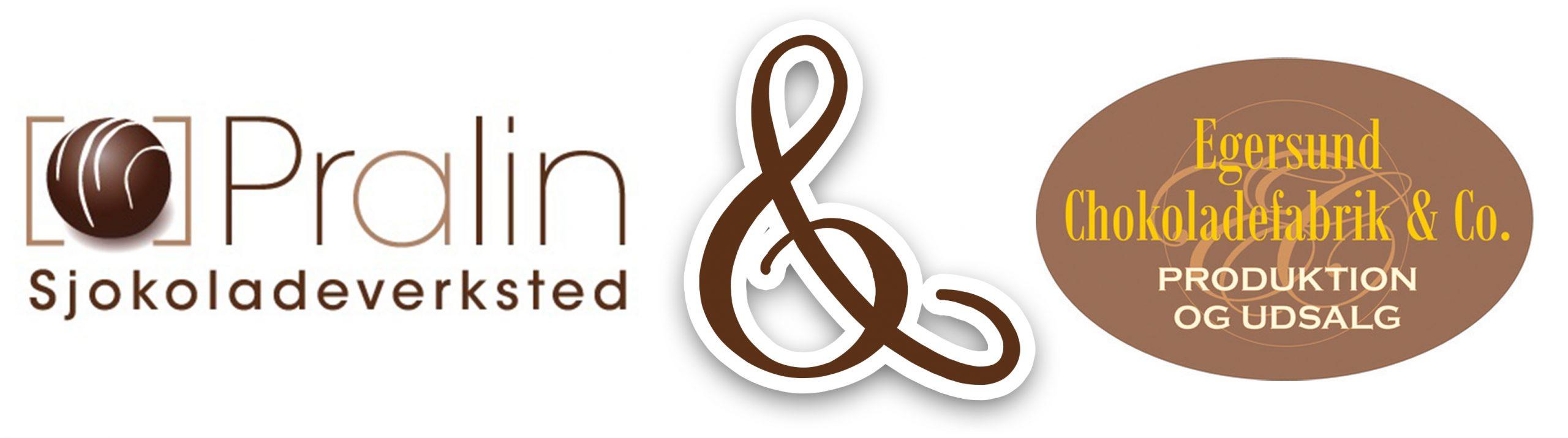Pralin og Egersund Chokoladefabrik & Co